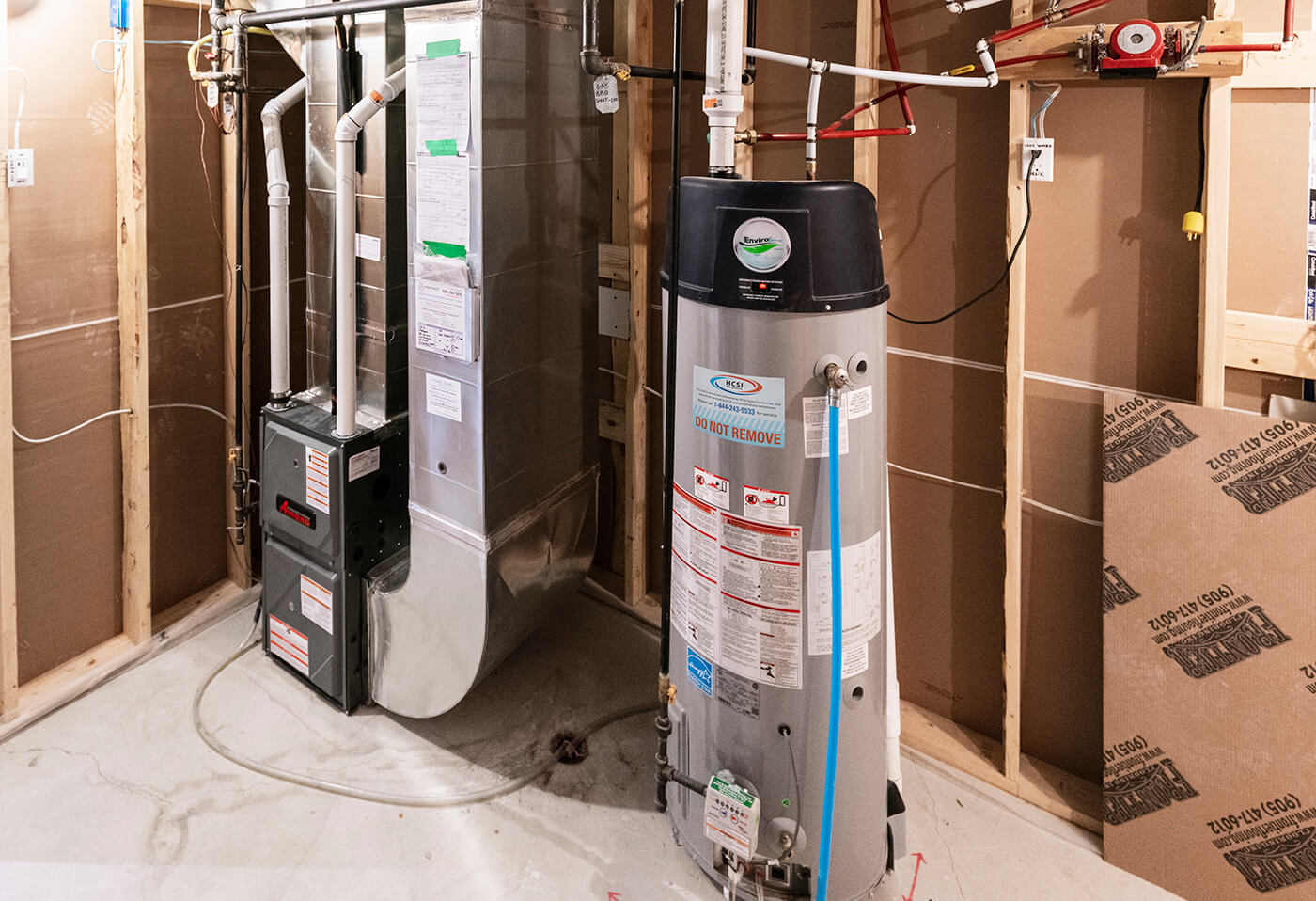Rental Water Heating